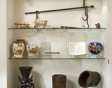 1. MOO Museo dell'Olivo e dell'Olio – Fondazione Lungarotti – Sala II, particolare