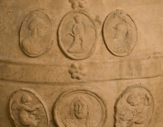 7a. MOO Museo dell'Olivo e dell'Olio – Fondazione Lungarotti – Orcio, particolare