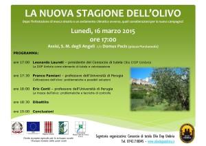 Convegno 16 dicembre olivo
